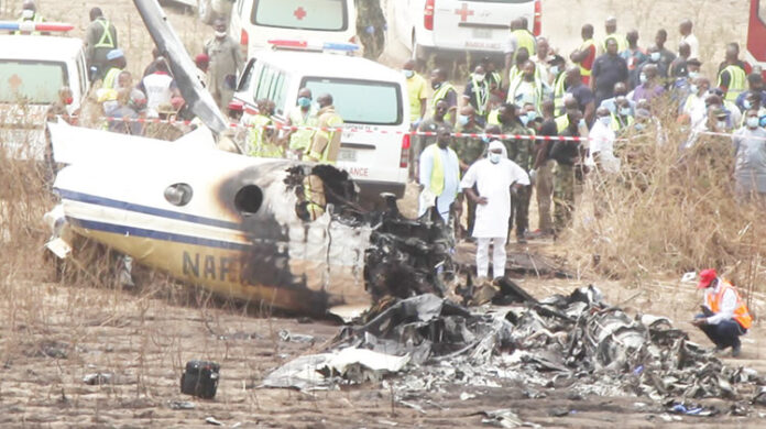 Seven Air Force Officers Killed In Abuja Crash Will Be Buried Thursday