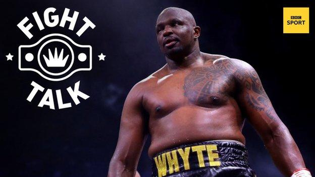 Fight Talk: Dillian Whyte, Kell Brook, Terence Crawford, Eddie Hearn, More - SurgeZirc NG