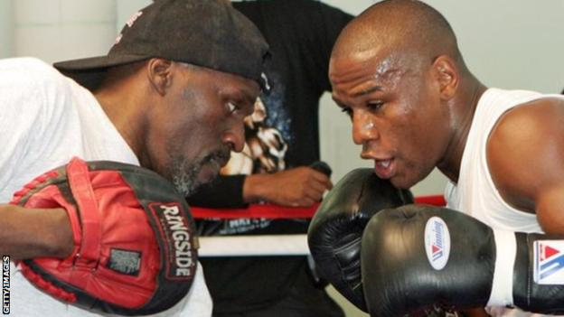 Floyd Mayweather: 'I Will Be One Of The World's Best Trainers' - SurgeZirc NG