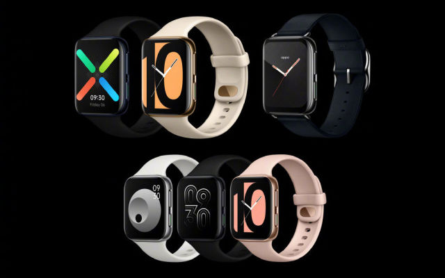 Oppo's First Android Smartwatch Duplicated Apple's Idea - SurgeZirc NG