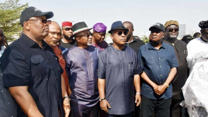Ihedioha PDP Petitions U.S. UK, Insists On Reversal Of Apex Court Verdict - SurgeZirc NG