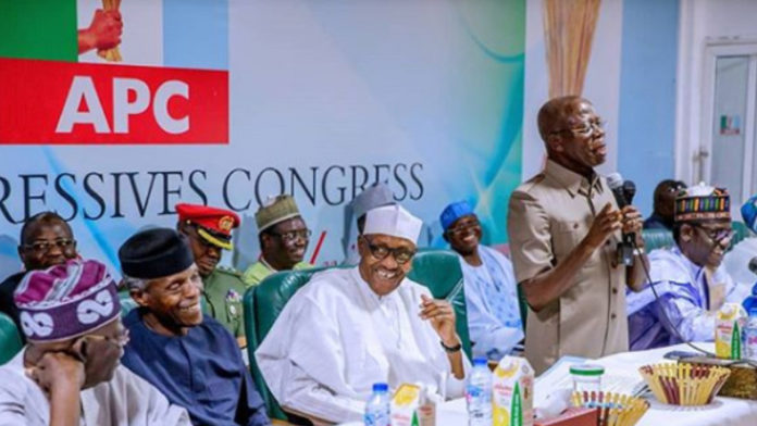APC Postpone NEC Meeting That Could Have Decided Oshiomhole's Fate - SurgeZirc NG