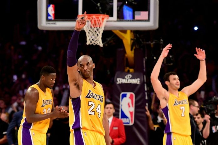 Los Angeles Lakers legend Kobe Bryant was named to the 2020 Hall of Fame on Saturday three months after this death in a helicopter crash - SurgeZirc NG