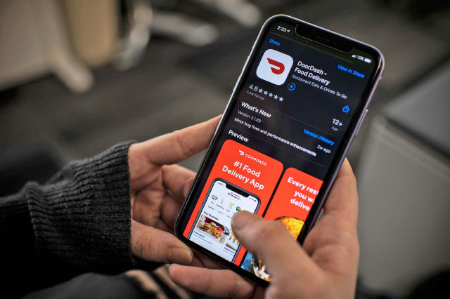 DoorDash Now Delivers From Convenience Stores - SurgeZirc NG