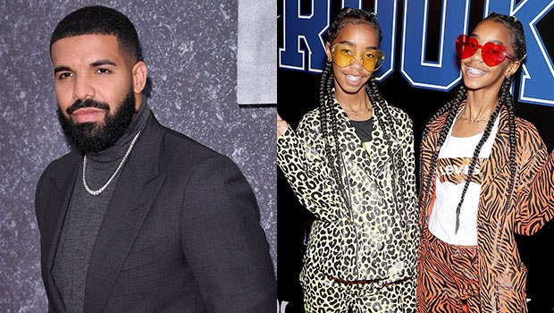 Drake Does The 'Toosie Slide' With Diddy's Twins, During Epic IG Live - SurgeZirc NG