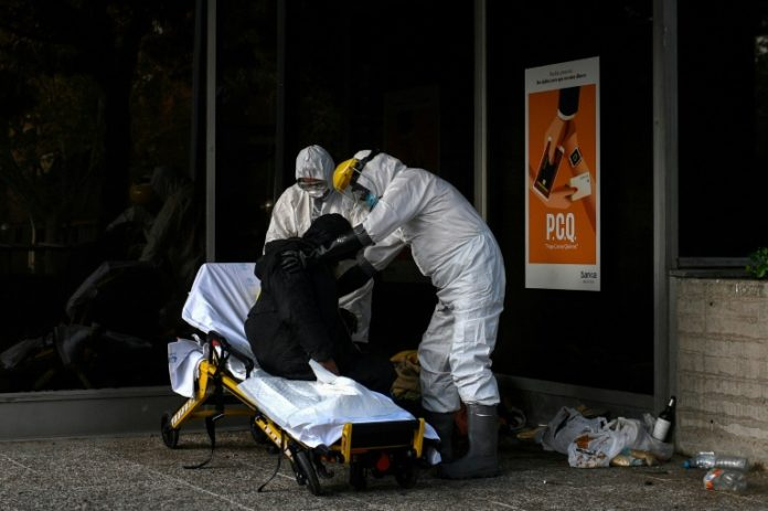 US Coronavirus Deaths Top 20,000 With Billions In Easter Lockdown - SurgeZirc NG