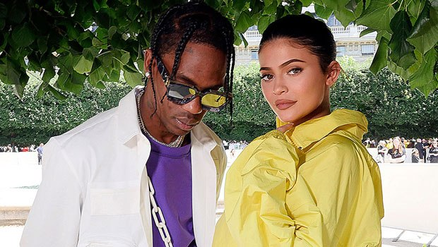 Kylie Jenner & Travis Scott Reunite At Her Mom Kris' Palm Springs Home - SurgeZirc NG