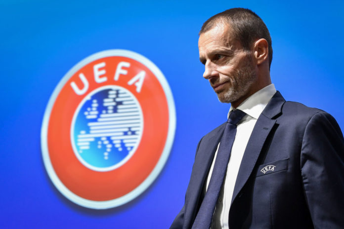 UEFA Says Its Qualification Rules Stands Despite Ceferin Comments