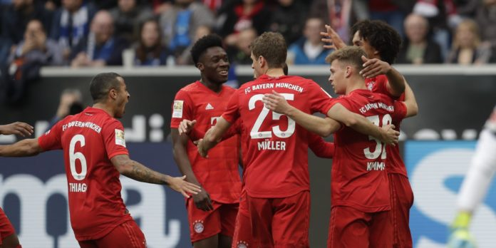 German Bundesliga Players Will Not Be Sanctioned For Goal Celebrations