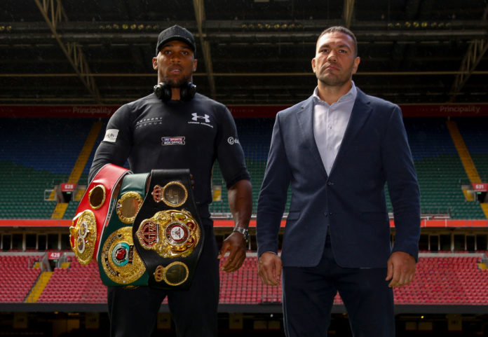 Fight Me Or Lose The Title, Kubrat Pulev Tells Anthony Joshua