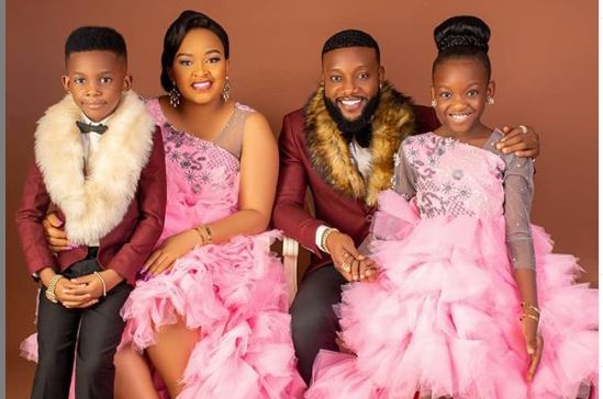 Kcee Celebrates His Wife As They Welcome A Bouncing Baby Boy