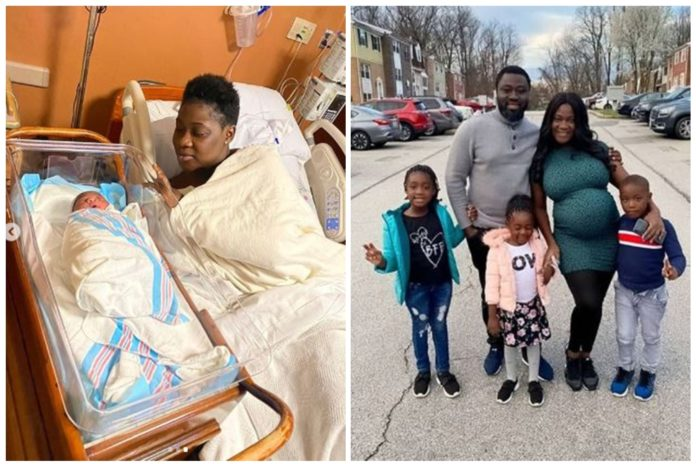 Mercy Johnson-Okojie And Hubby Gladly Welcome A Baby Girl (Pics)-SurgeZirc Ng