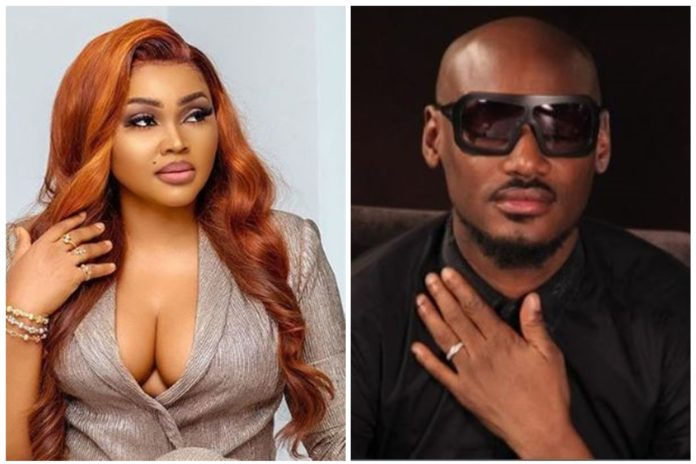WOW!!! Actress Mercy Aigbe Confesses Her Undying Love For 2Baba