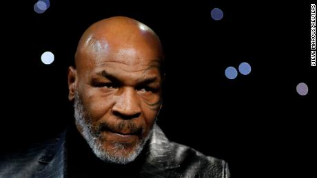 Boxing Legend, Mike Tyson Is Back
