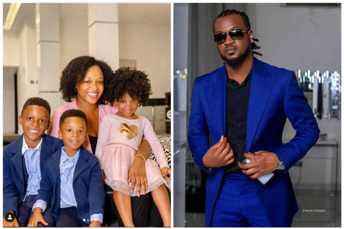 Rude Boy Wife Shares Adorable Photos To Celebrate Intern Family Day - SurgeZirc NG