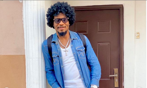 Nollywood Actor Jnr Pope Is Celebrating His Birthday With Cute Photos - SurgeZirc Nigeria
