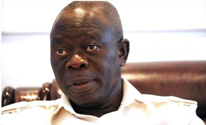 Appeal Court Upholds Oshiomhole's Suspension As APC Chairman