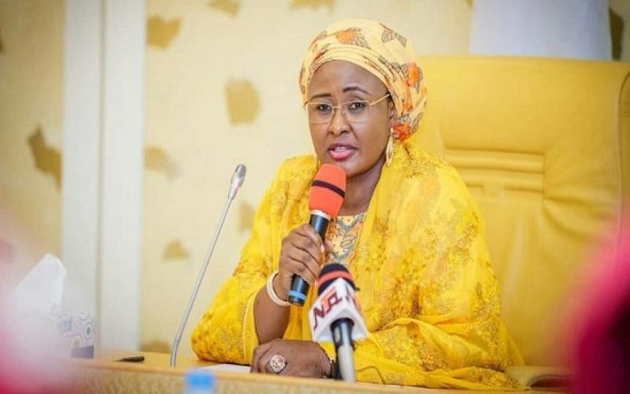 Aisha Buhari Orders IGP To Release Her Staff To Avoid Contact With COVID-19 - SurgeZirc NG