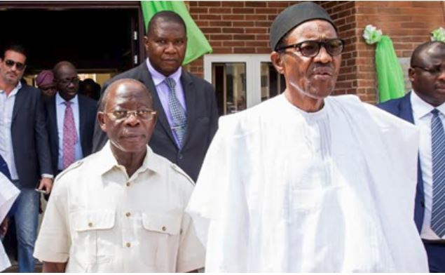 Buhari Accused Of Supporting Illegality By Oshiomhole's Loyalists-SurgeZirc NG