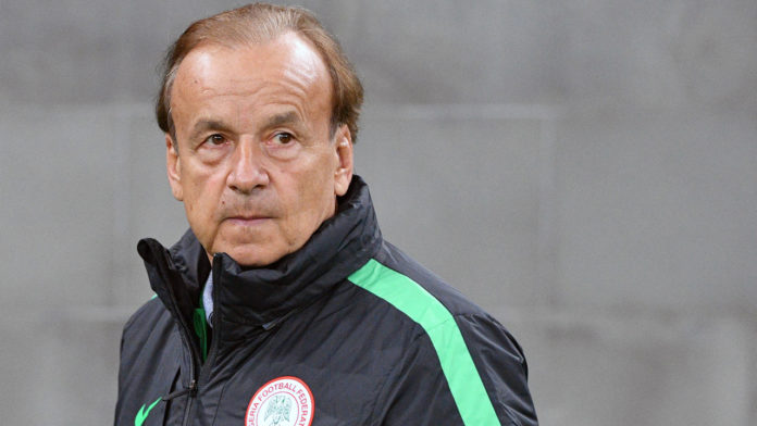Gernot Rohr Promises To Deliver Nations Cup Glory For Nigeria