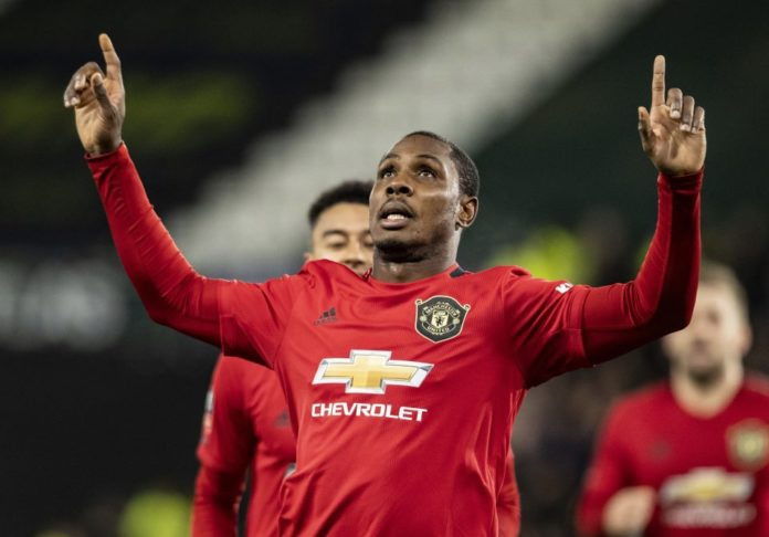 Manchester United Extend Ighalo's Loan Deal Until 2021