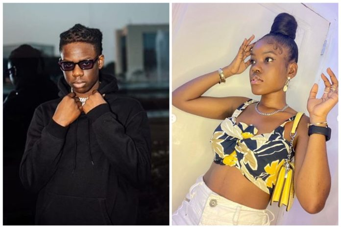 Rema Shockingly Falls In love With Fan After Outing