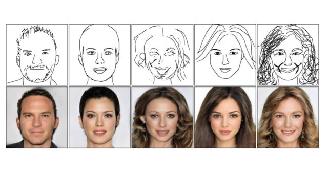 DeepFaceDrawing AI Turn Simple Sketches Into Detailed Photo (Video) - SurgeZirc NG
