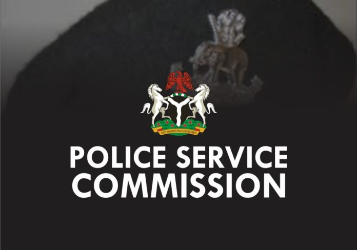 Police Service Commission Promotes 6,618 Senior Police Officers - SurgeZirc NG