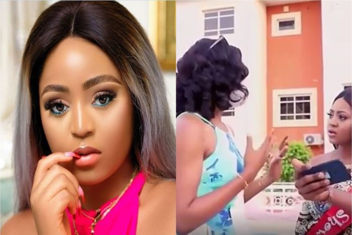 Reginah Daniels Blames Anger After Pushing Her Staff Into The Pool-SurgeZirc NG