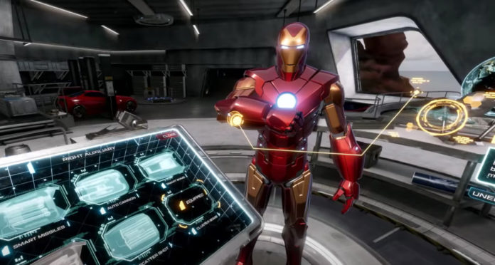Iron Man VR Has Moments Of Brilliance, But Shows Limits Of PSVR - SurgeZirc NG