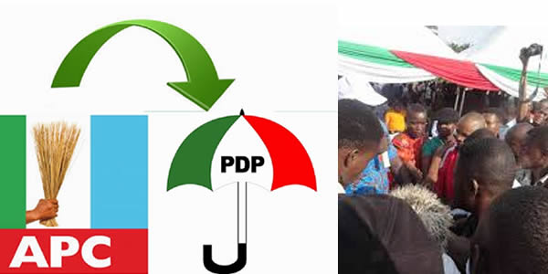 APC: Over 200 Members Dump The Party For PDP In FCT-SurgeZirc ng