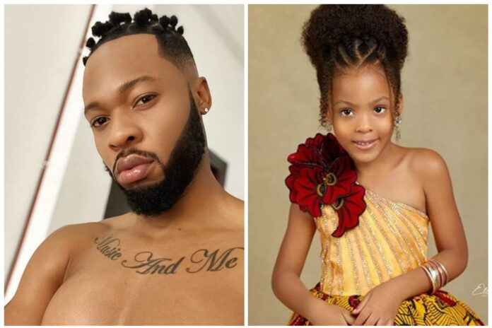 Oh Flavour Nabania And Daughter Sofia Will Follow Mom Shoes