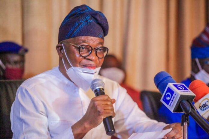 Governor Oyetola Pledges To Empower Youths-SurgeZirc ng