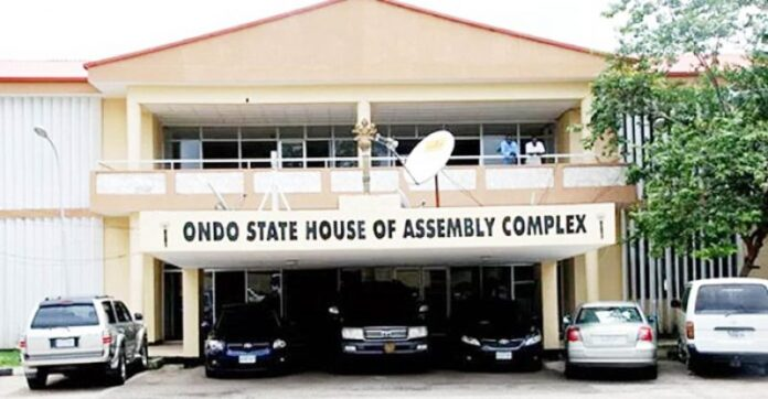 Ondo Assembly Suspends Member of ZLP Tomide Akinribido-SurgeZirc ng