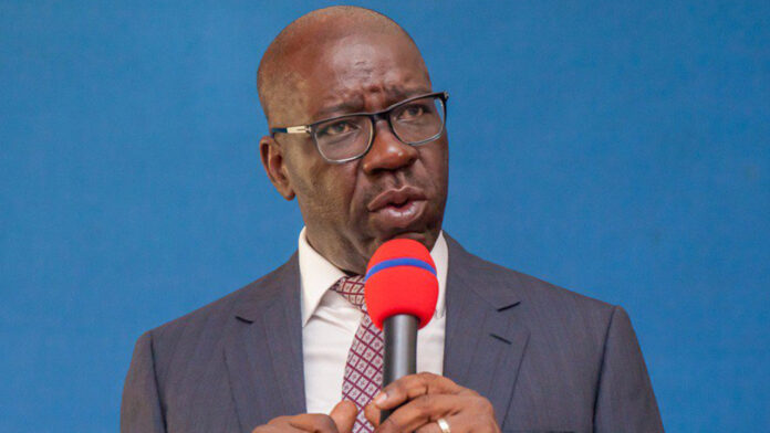Obaseki Promises To Sustain Development In Agbede If Re-elected-SurgeZirc ng