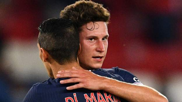 Paris Saint-Germain Beats Metz 1-0 With Julian Draxler Goal - SurgeZirc NG