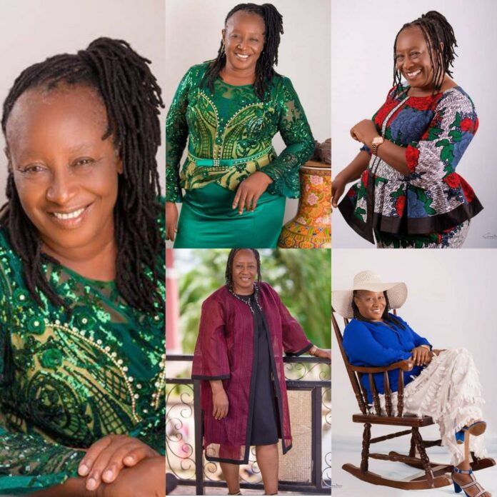 Actress Patience Ozokwor turns 62 photos on Instagram