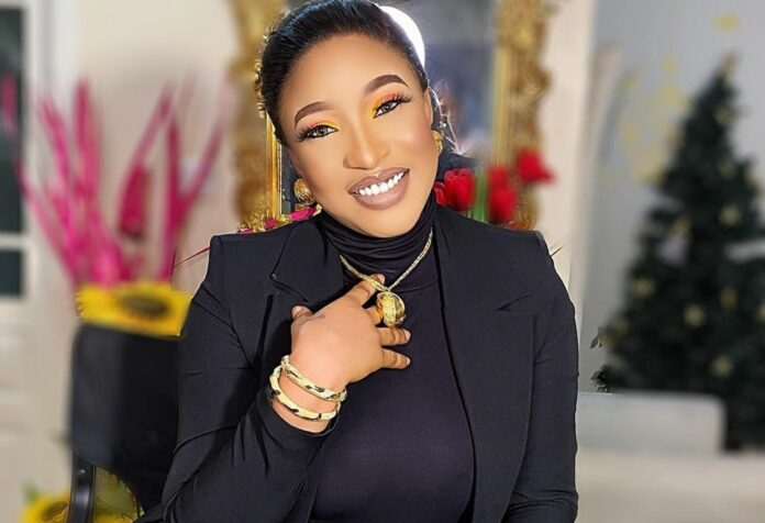 Actress Tonto Dikeh Shares Adorable Photos Of Her New G wagon
