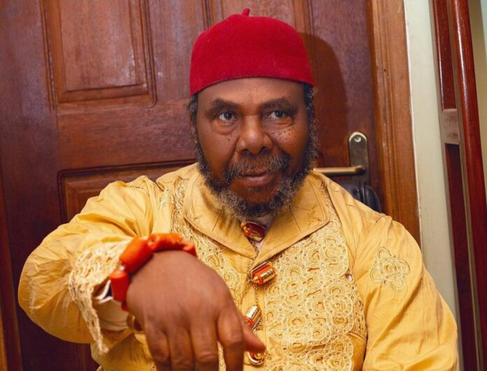 Pete Edochie Mocks Two Nollywood Actresses For Their Roles In Movie
