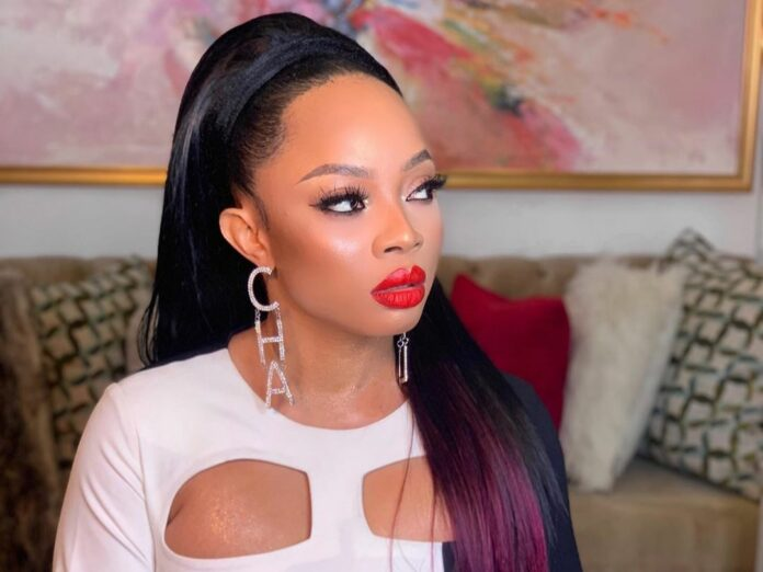 Toke Makinwa Shares Video As She Talks About Finding Closure In Relationship