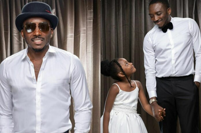 Comedian Bovi Shares Photos As He And Daughter Celebrate Birthdays On The Same Day