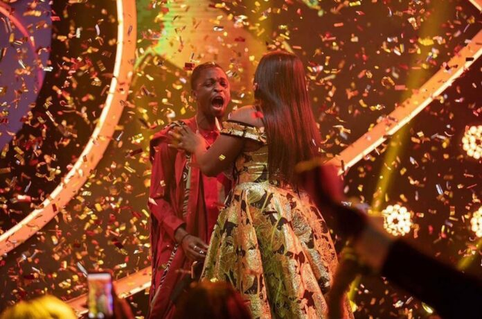 Laycon Goes Home With N85m Grand Prize As He Wins The BBNaija Lockdown Edition