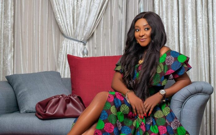 Skincare Product Gone Wrong, Nollywood Actress Ini Edo Shares On Video