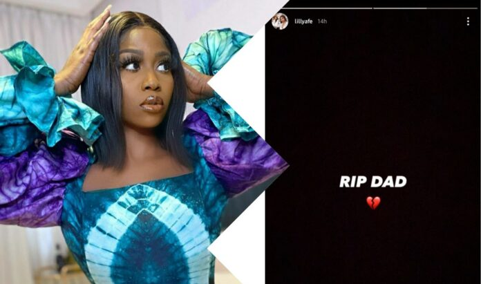 Nollywood Actress Lillian Afegbai Mourns Loss Of Her Father
