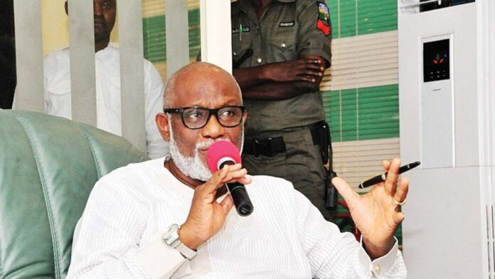 Akeredolu Assures To Construct More Roads In Ondo-SurgeZirc ng
