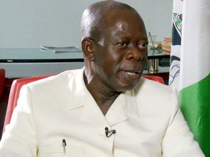 """Oshiomhole: """"In Life, You Win Some And You Lose Some""""-SurgeZirc ng"""