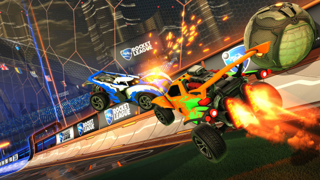 Rocket League Game Will Be Free To Play From 23rd September - SurgeZirc NG