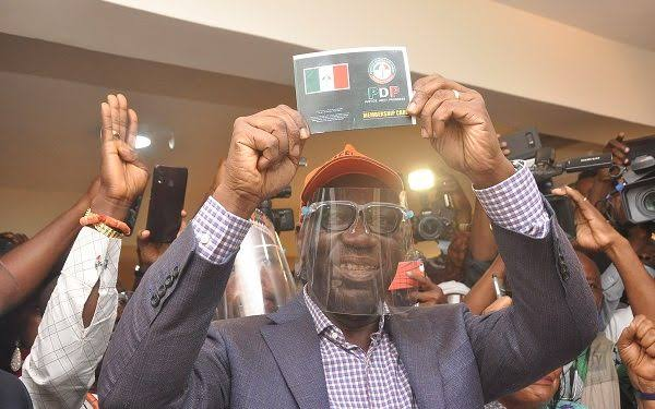 PDP Leaders Calls On Voters In Edo To Stand By The Party-SurgeZirc ng