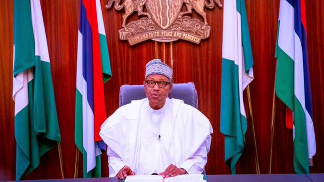 Did Buhari Actually Concluded His Address Without Mentioning Shootings By Soldiers At Lekki Toll Gate? - SurgeZirc Nigeria