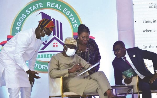 Governor Sanwo-Olu Seeks Probity In Lagos State Real Estate Sector - SurgeZirc NG